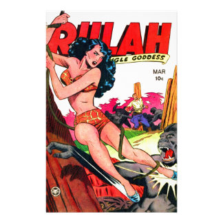Rulah and the Big Ape Stationery