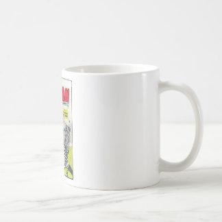 Rulah, Jungle Goddess Coffee Mug