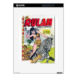 Rulah, Jungle Goddess Skins For The iPad 2