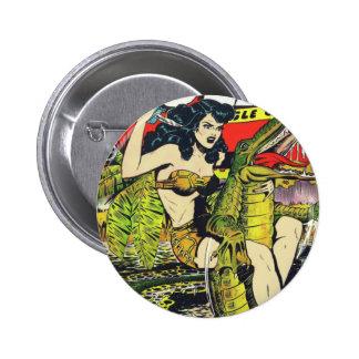 Rulah-Vintage Comic Book Pin