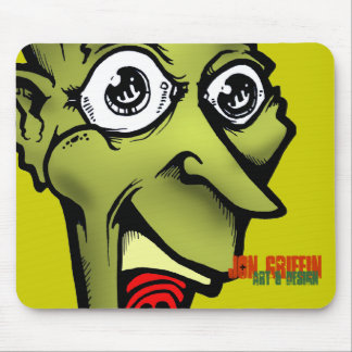 Rule22, Jon Griffin, Art & design Mouse Mats