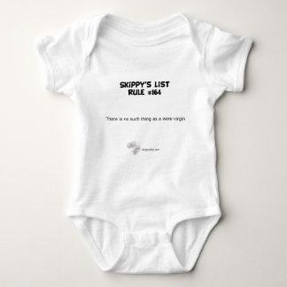 Rule #164 - light baby bodysuit