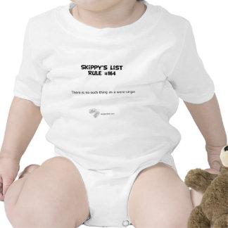 Rule #164 - light bodysuit