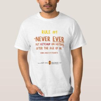Rule # 1 T-Shirt