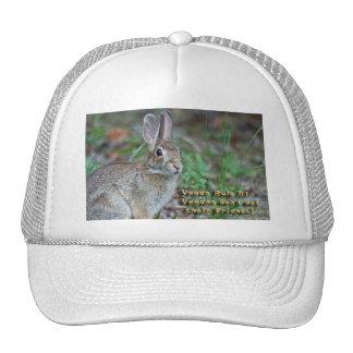 Rule #1 Vegans don't eat their friends Gifts Trucker Hat