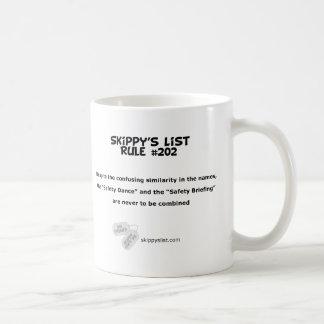 Rule #202 mug