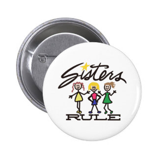 Rule 2 Inch Round Button