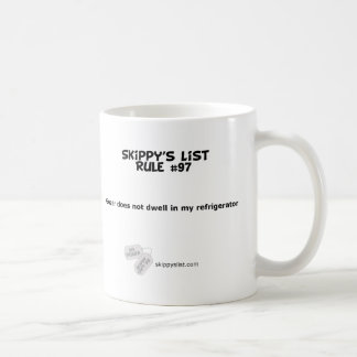 Rule #97 mug