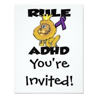 Rule ADHD Card