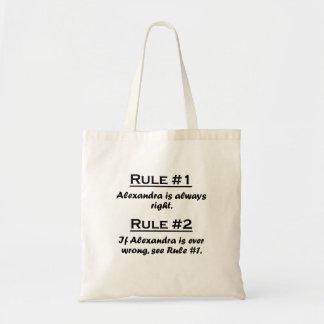 Rule Alexandra Bag