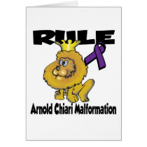 Rule Arnold Chiari Malformation Card