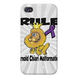 Rule Arnold Chiari Malformation Case For iPhone 4