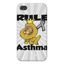 Rule Asthma Cover For iPhone 4