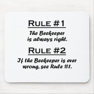 Rule Beekeeper Mousepads