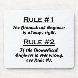 Rule Biomedical Engineer Mouse Pad