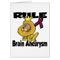 Rule Brain Aneurysm
