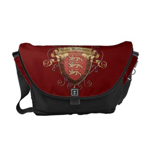 Rule Britannia Commuter Bags