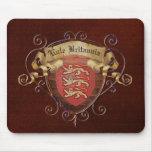 Rule Britannia Mouse Pad