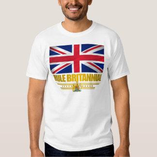 Rule Britannia! Shirts