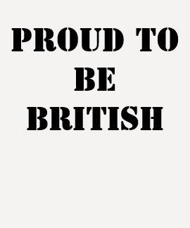 Rule Britannia T-Shirt