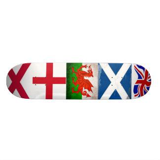 Rule Brittania Skateboard