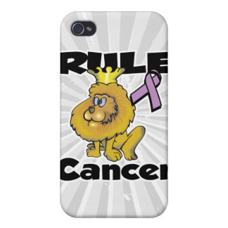 Rule Cancer iPhone 4/4S Cover