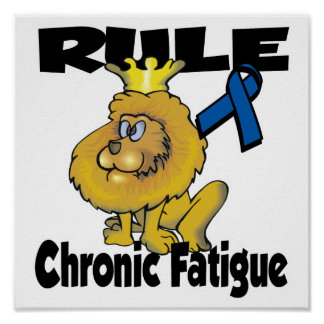Rule Chronic Fatigue Posters