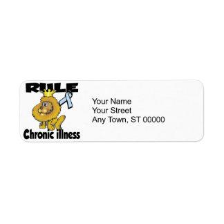 Rule Chronic Illness Label