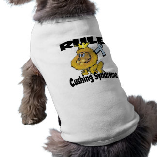 Rule Cushing Syndrome Pet T-shirt