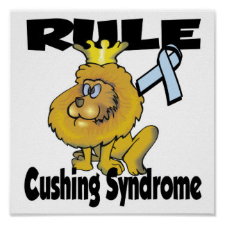 Rule Cushing Syndrome Poster