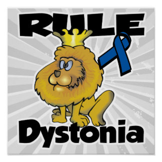 Rule Dystonia Poster