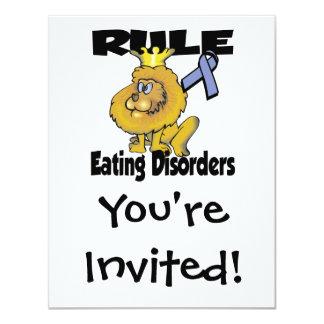 Rule Eating Disorders Card