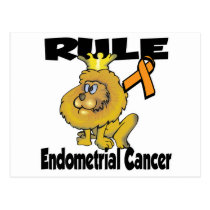 Rule Endometrial Cancer Postcard