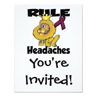 Rule Headaches Card