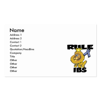 Rule IBS Double-Sided Standard Business Cards (Pack Of 100)