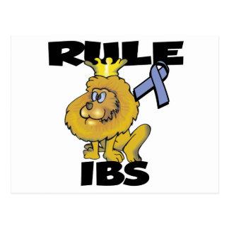 Rule IBS Postcard