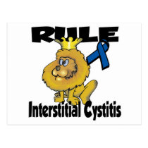 Rule Interstitial Cystitis Postcard