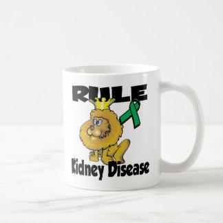 Rule Kidney Disease Classic White Coffee Mug