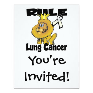 Rule Lung Cancer Card