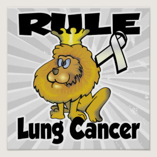 Rule Lung Cancer Poster