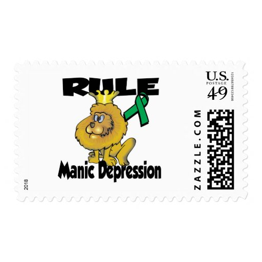 Rule Manic Depression Stamps