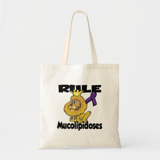 Rule Mucolipidoses Budget Tote Bag