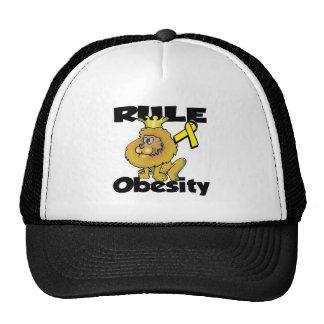 Rule Obesity Trucker Hats
