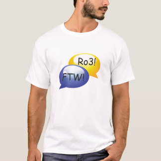 Rule of 3 Men's Tee