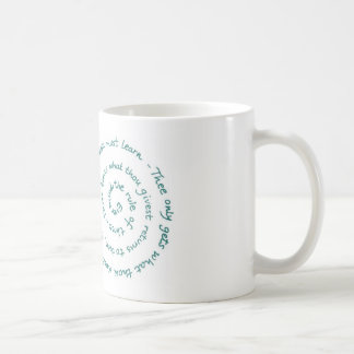 Rule of 3 - Witch's law -Wiccan Rede Coffee Mug