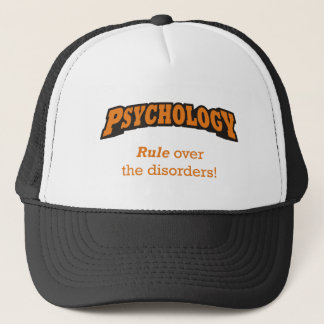 Rule over the disorders! trucker hat