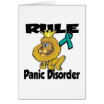 Rule Panic Disorder Greeting Cards