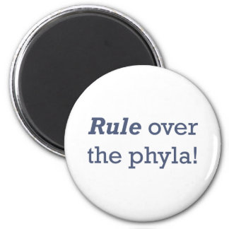 Rule / Phyla 2 Inch Round Magnet