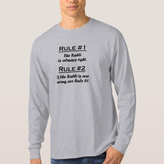 Rule Rabbi T-Shirt