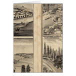 Rule Ranch Old Fort Ross Meeker Bros Greeting Card
